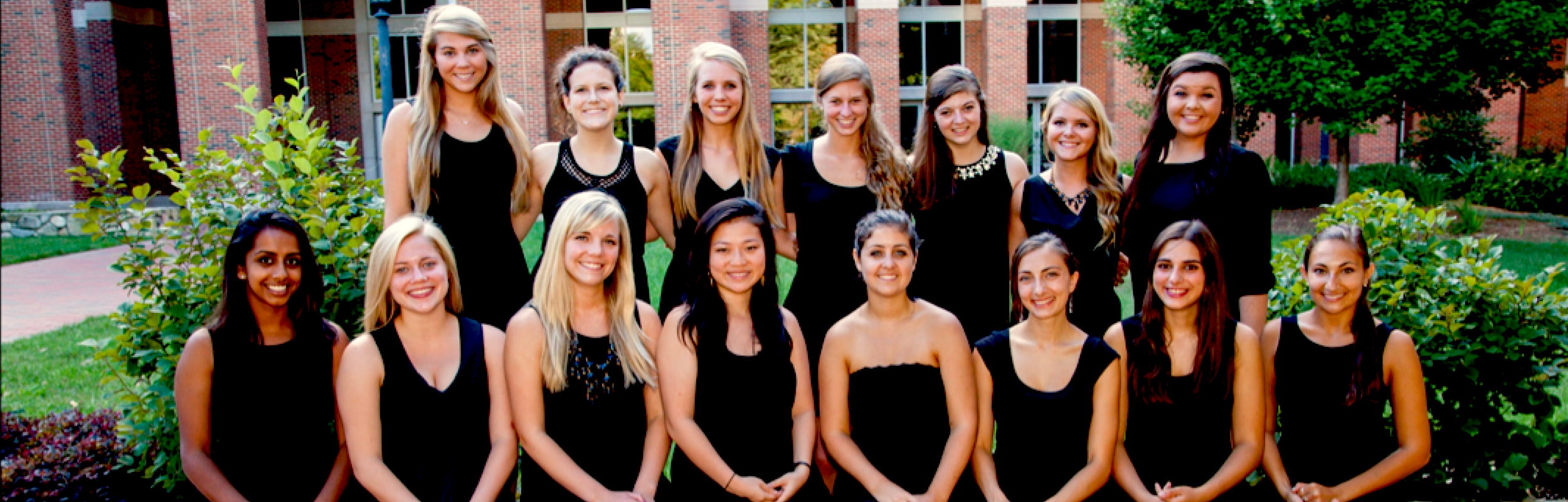 premiere all-female a cappella group at the University of North Carolina at Chapel Hill.